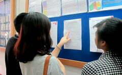 Read more about the article Lịch thi lại học viên tháng 2/2016