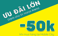 Read more about the article [HOT]Mobile City tặng ưu đãi khủng cho các lập trình viên Hanoi Aptech