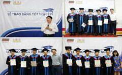 Hanoi- Aptech trao bằng tốt nghiệp cho hơn 80 kỹ sư lập trình & quản trị mạng
