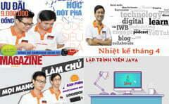 Bản tin: Nhiệt kế tháng 4 tại Hanoi- Aptech