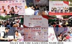 """Tech House Hanoi- Aptech thu hút các bạn trẻ tại """"Ngày hội việc làm công nghệ"""""""