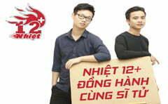 Nhiệt 12+ của Hanoi- Aptech trở lại đồng hành cùng kì thi THPT quốc gia 2016