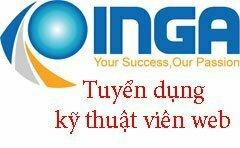 Read more about the article {Hanoi- Aptech} iNGA Co.,Ltd tuyển kỹ thuật viên web