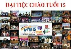 """Chào đón sự kiện đình đám """"Hanoi- Aptech Hello World We're 15"""""""