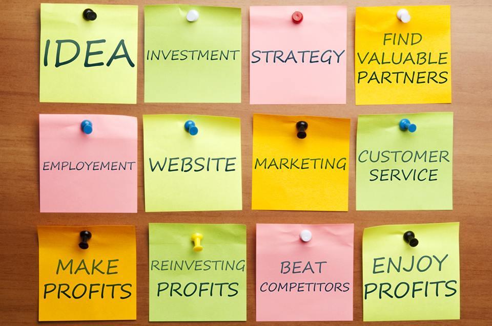 Read more about the article 34 bước cần làm để bắt đầu startup của bạn