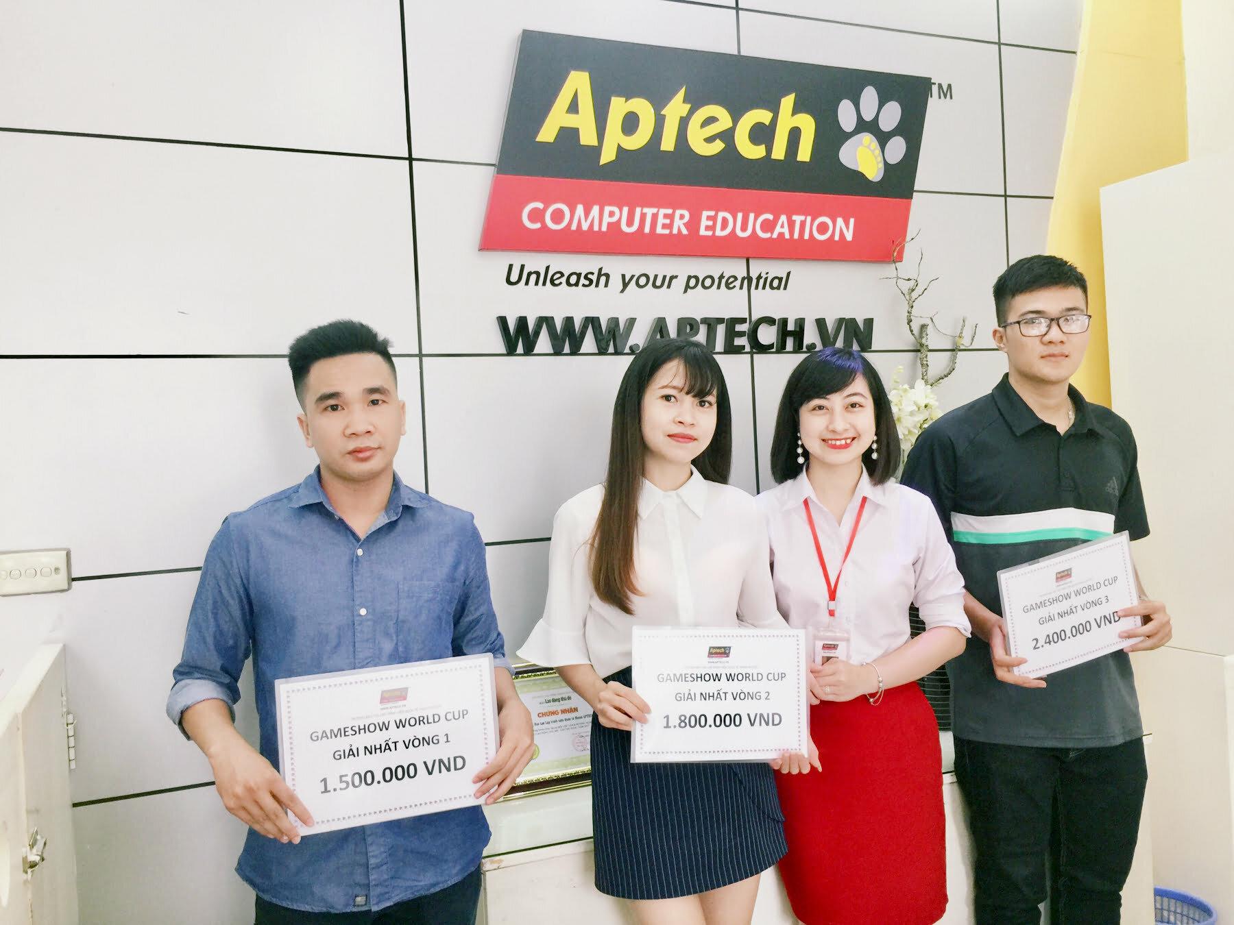 Read more about the article Hanoi Aptech – Đơn vị đào tạo Số 1 về CNTT tại Việt Nam