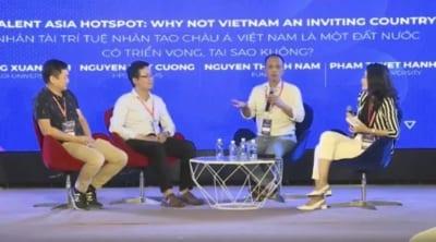 """GĐ Hanoi-Aptech: """"AI là cơ hội, vì tất cả mọi người đều chỉ mới bắt đầu"""""""