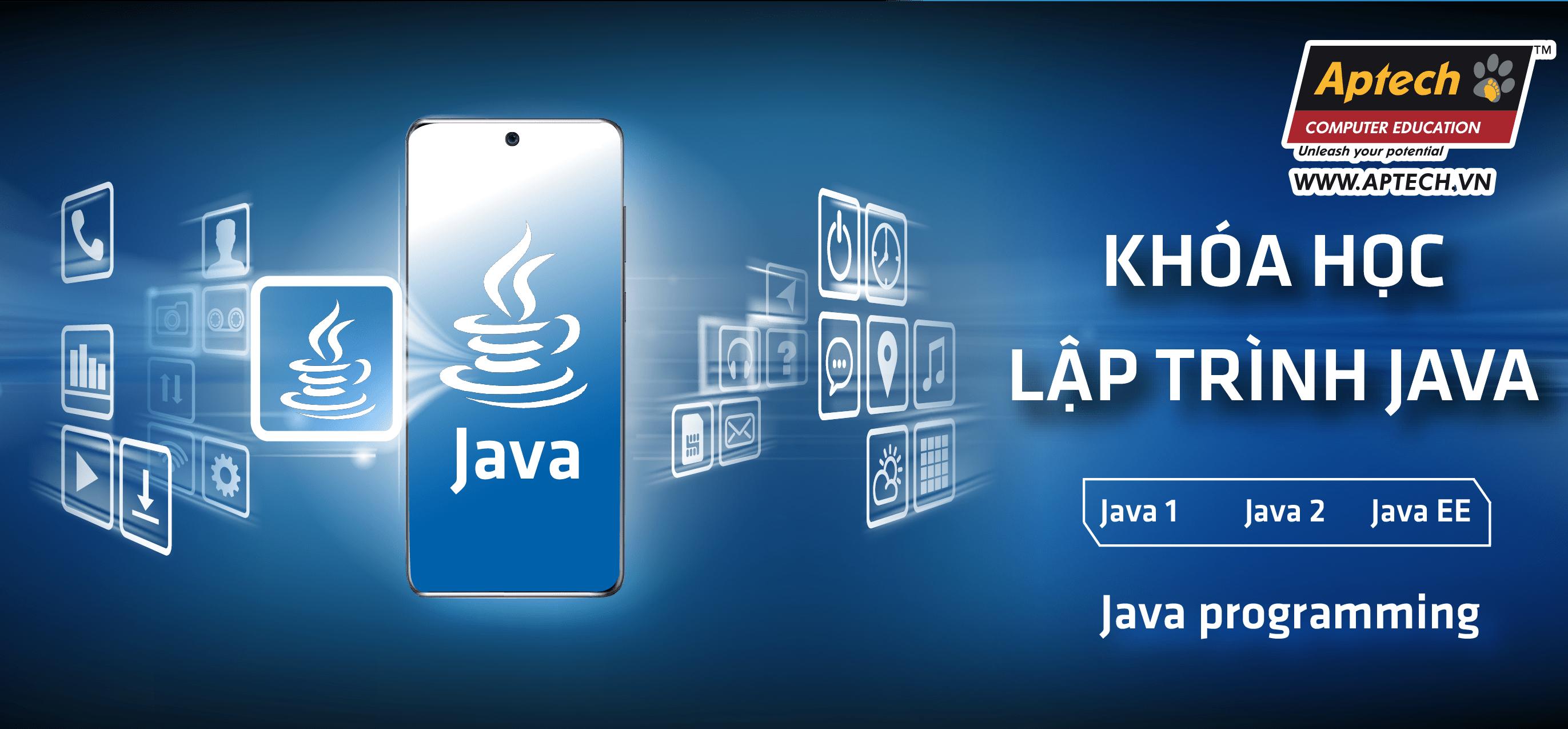 Khóa học Lập trình Java