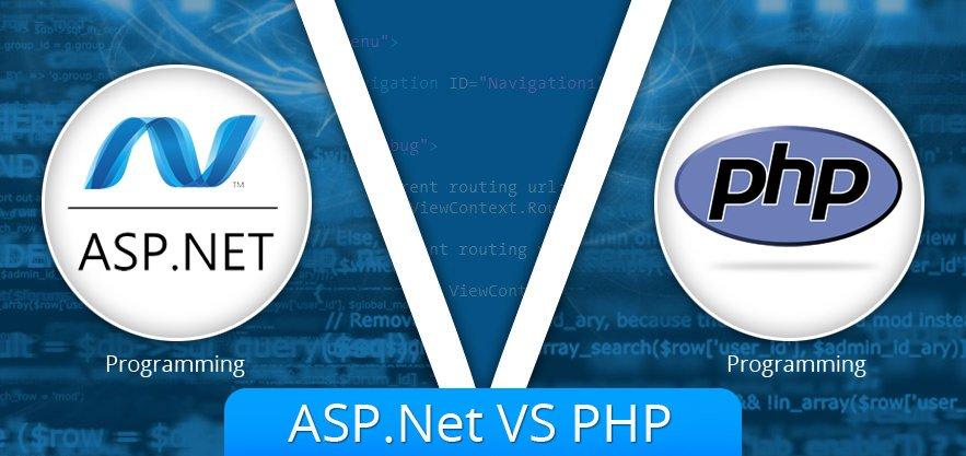 So sánh ASP.NET và PHP? Lập trình website nên học ngôn ngữ nào?
