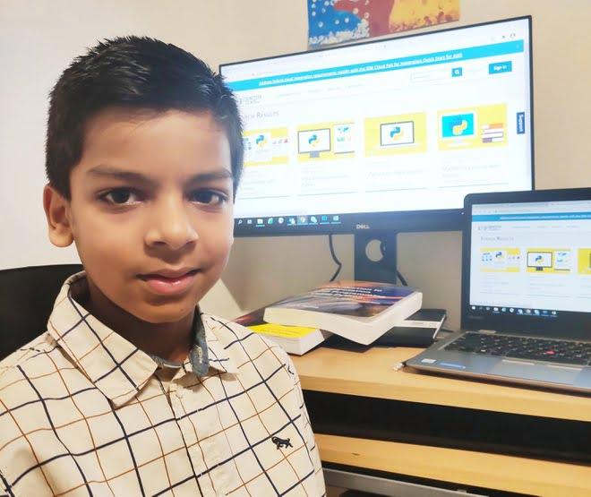 Kỷ lục Guinness lập trình viên trẻ nhất Thế Giới