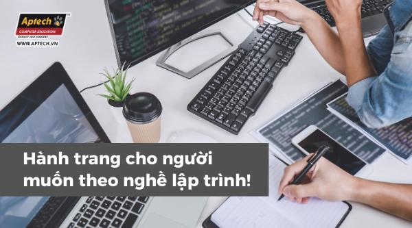 Hành trang cho người muốn theo nghề lập trình