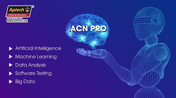 Chương trình đào tạo ACN PRO – Bước đột phá mới của Aptech về Trí tuệ nhân tạo và Học máy
