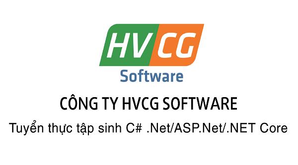 Công ty HVCG SOFTWARE tuyển thực tập sinh