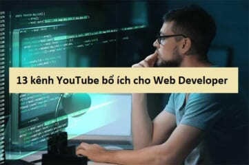 Read more about the article 13 kênh YouTube bổ ích cho Web Developer