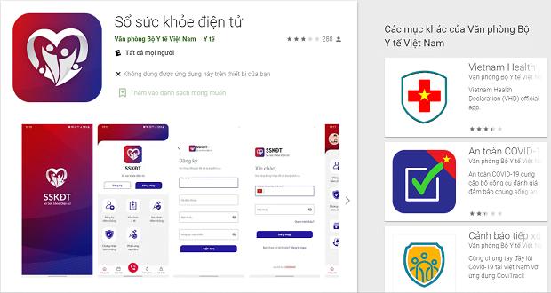 """Read more about the article Sử dụng app """"Sổ sức khỏe điện tử"""" thông báo phản ứng sau tiêm vaccine"""