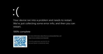 """Read more about the article Lỗi """"màn hình xanh chết chóc"""" được chuyển thành màu đen trên Windows 11"""